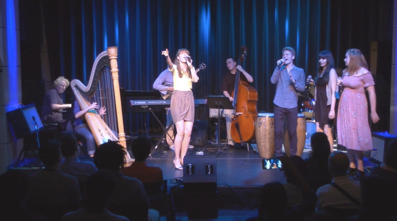 www.audreythirot.com, Audrey Thirot, vocalist, Parisian, jazz, saxophonist, composer, latin jazz